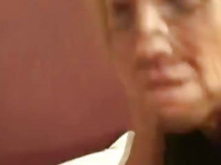 Sexy grandmother creampied