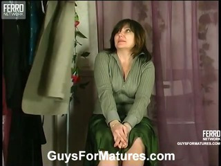 Laura&Felix raunchy mature action