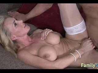 Mother in law gets fucked 809
