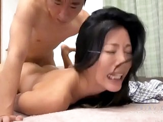 Living with My Lustful Mom fbjav