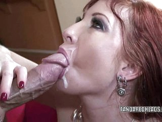 Busty mom Brittany OConnell fucks a dude she just met
