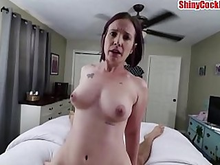 Son Learns SexEd From Caring Mom, # 4