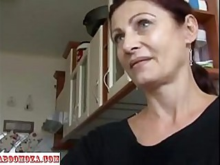 Sex with my sexy mom