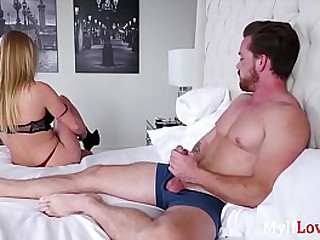 Nympho Mom Fucks Son